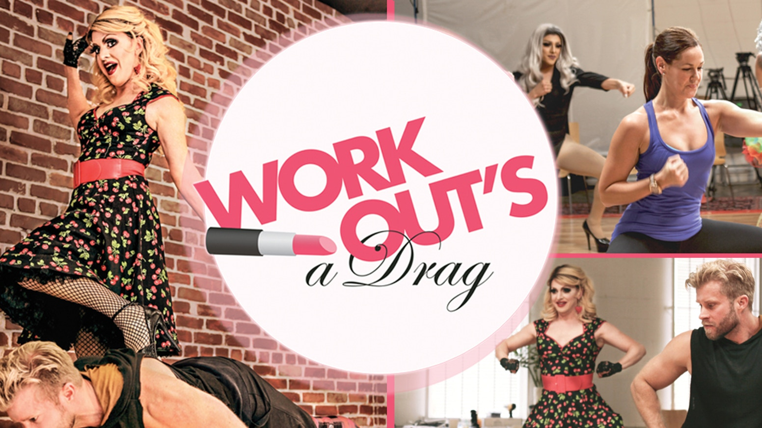Working out shouldn't feel like a drag. It should make you feel like a queen!