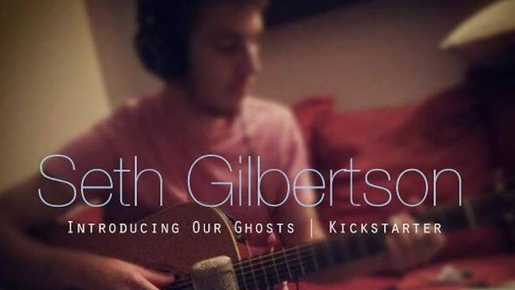 Introducing Our Ghosts project video thumbnail