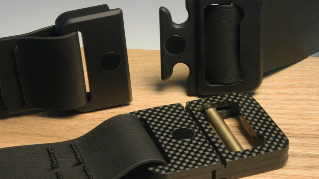 Quicky - Magnetic Tactical Belt project video thumbnail