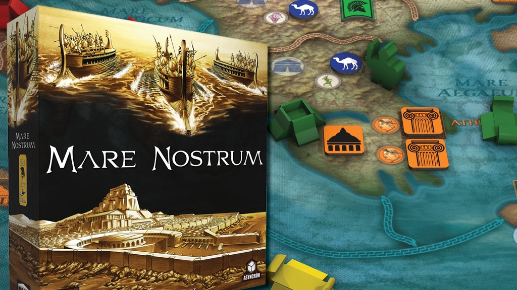 Mare Nostrum - Empires project video thumbnail