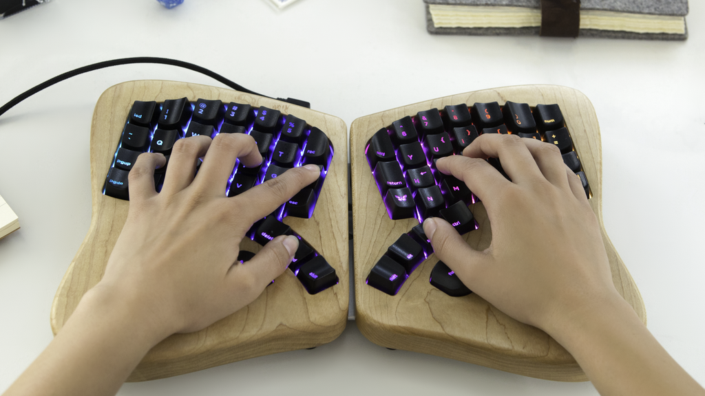 The Model 01: an heirloom-grade keyboard for serious typists by ...