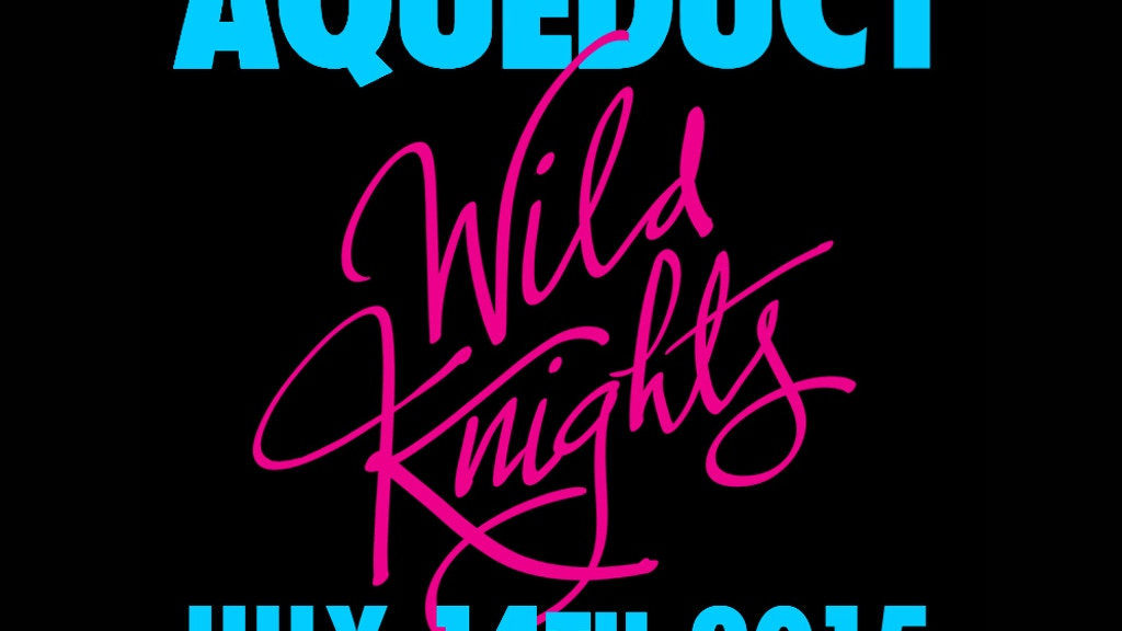 PREORDER WILD KNIGHTS & help fund the AQUEDUCT VINYL PROJECT project video thumbnail