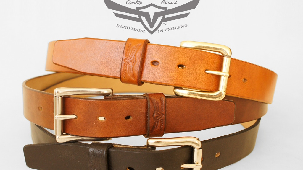 0c966fd31c9 The Oak Bark Leather Belt - Made To Last A Lifetime And More by ...