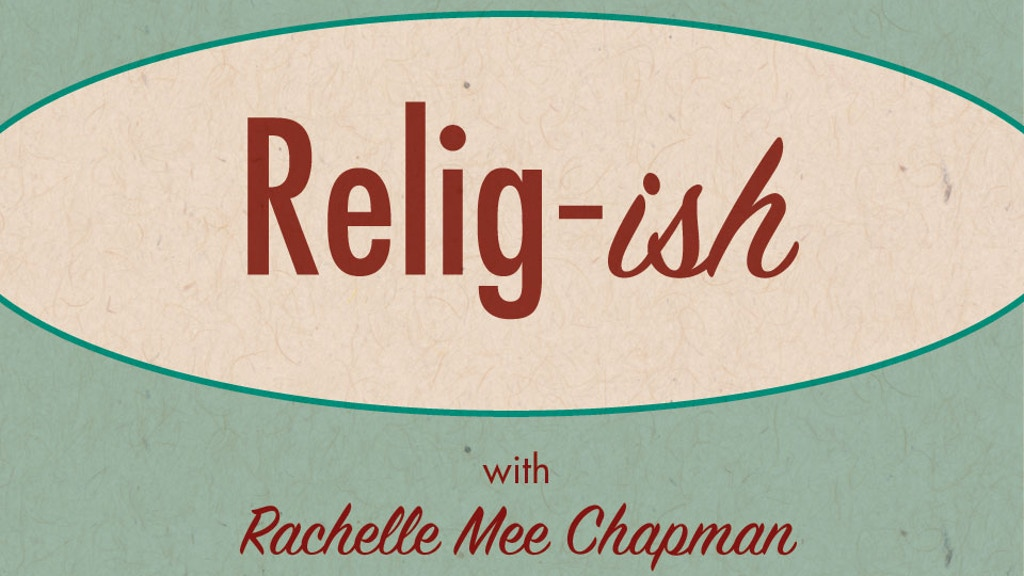Becoming Relig-ish: a guide for soulful living project video thumbnail