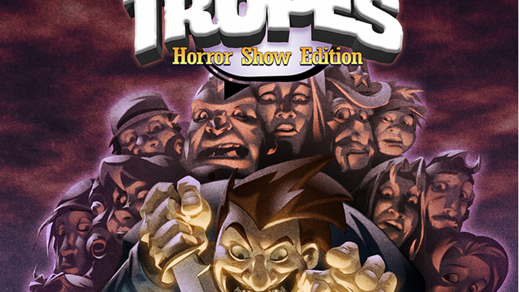 Tropes: Horror Show Edition - The storytelling party game. project video thumbnail