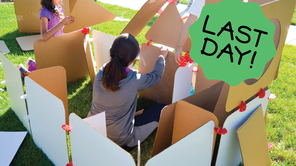 Boxly: The Cardboard Fort-Building Kit project video thumbnail