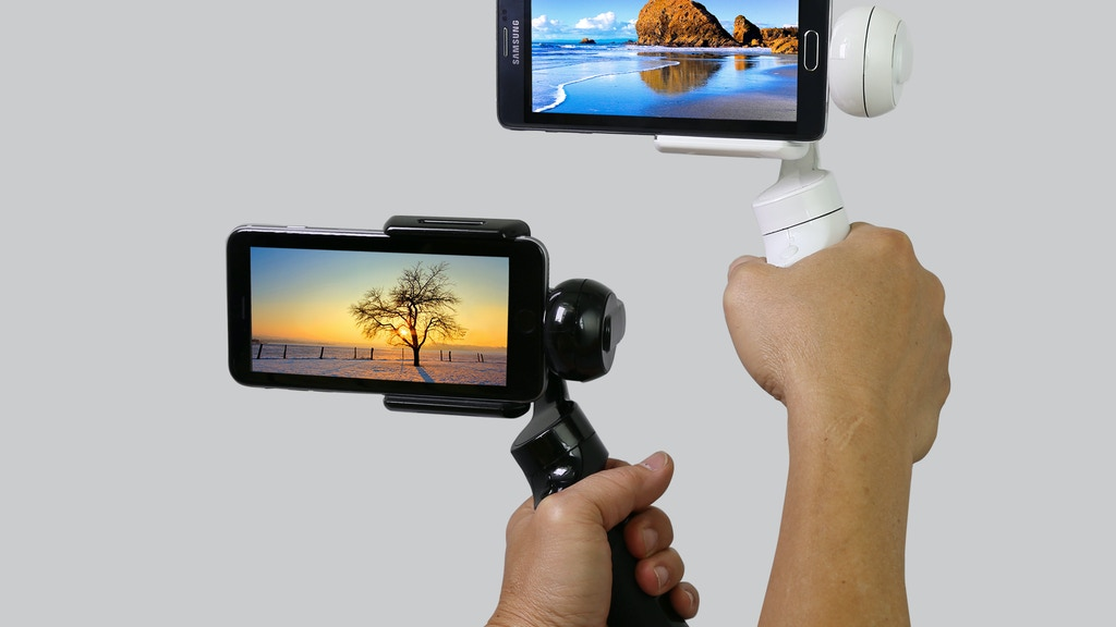 AutoSteady 3-Axis Smart/Cell Phone/GoPro Gimbal Stabilizer project video thumbnail
