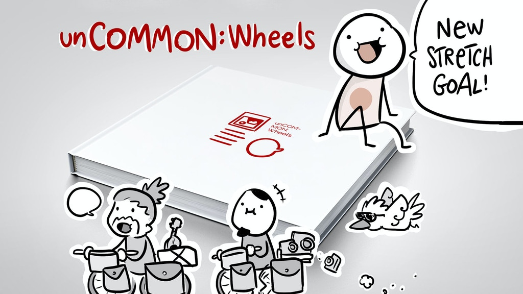 unCOMMON Wheels - The world's first Trook project video thumbnail
