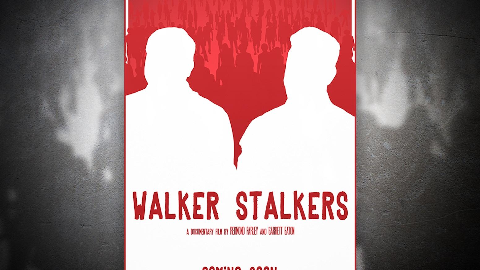 Walker Stalkers By Redmond Farley Kickstarter