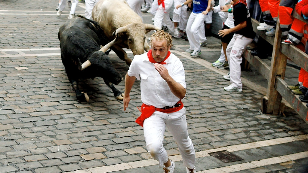 Project image for Running With The Bulls
