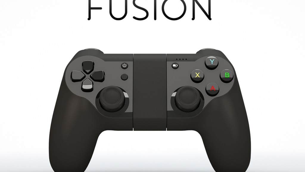 Fusion - Unleash your iPhone and iPad's gaming power project video thumbnail