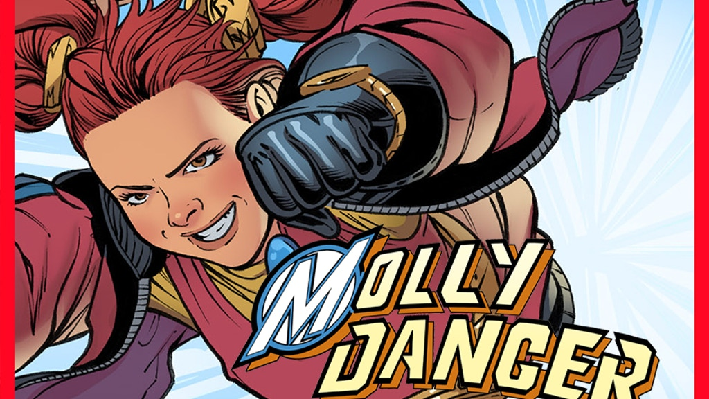 Molly Danger:  The ongoing series project video thumbnail