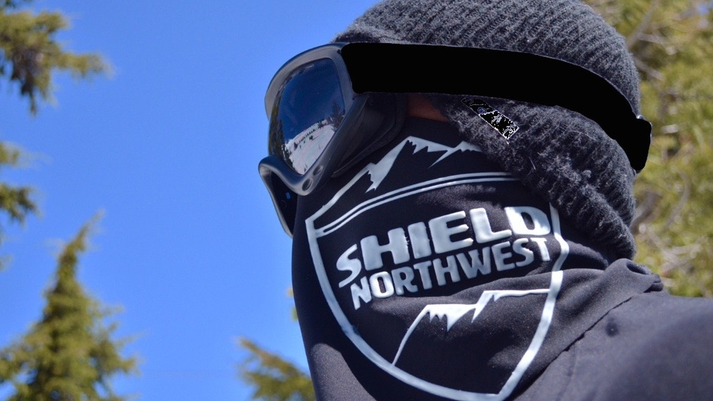 Shield face masks: Shield stays up, even when you fall down! project video thumbnail