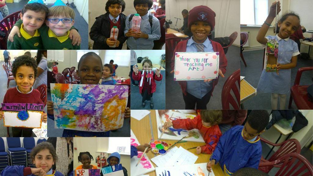 Cool it Art - Free Art Classes for Kids project video thumbnail