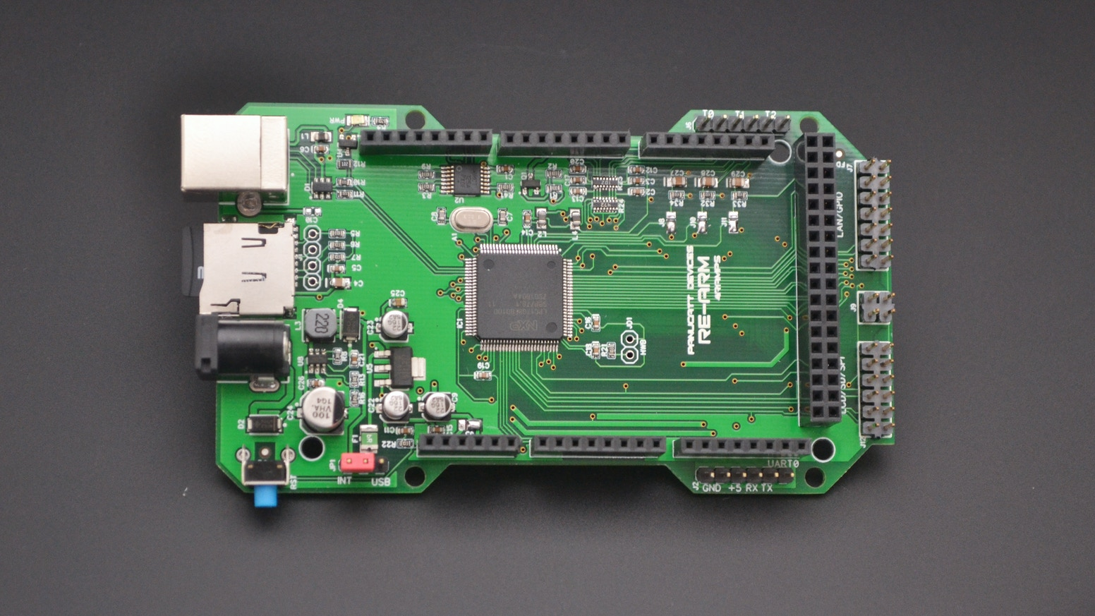 Re-ARM for RAMPS, simple 32-bit upgrade by Roy Cortes — Kickstarter