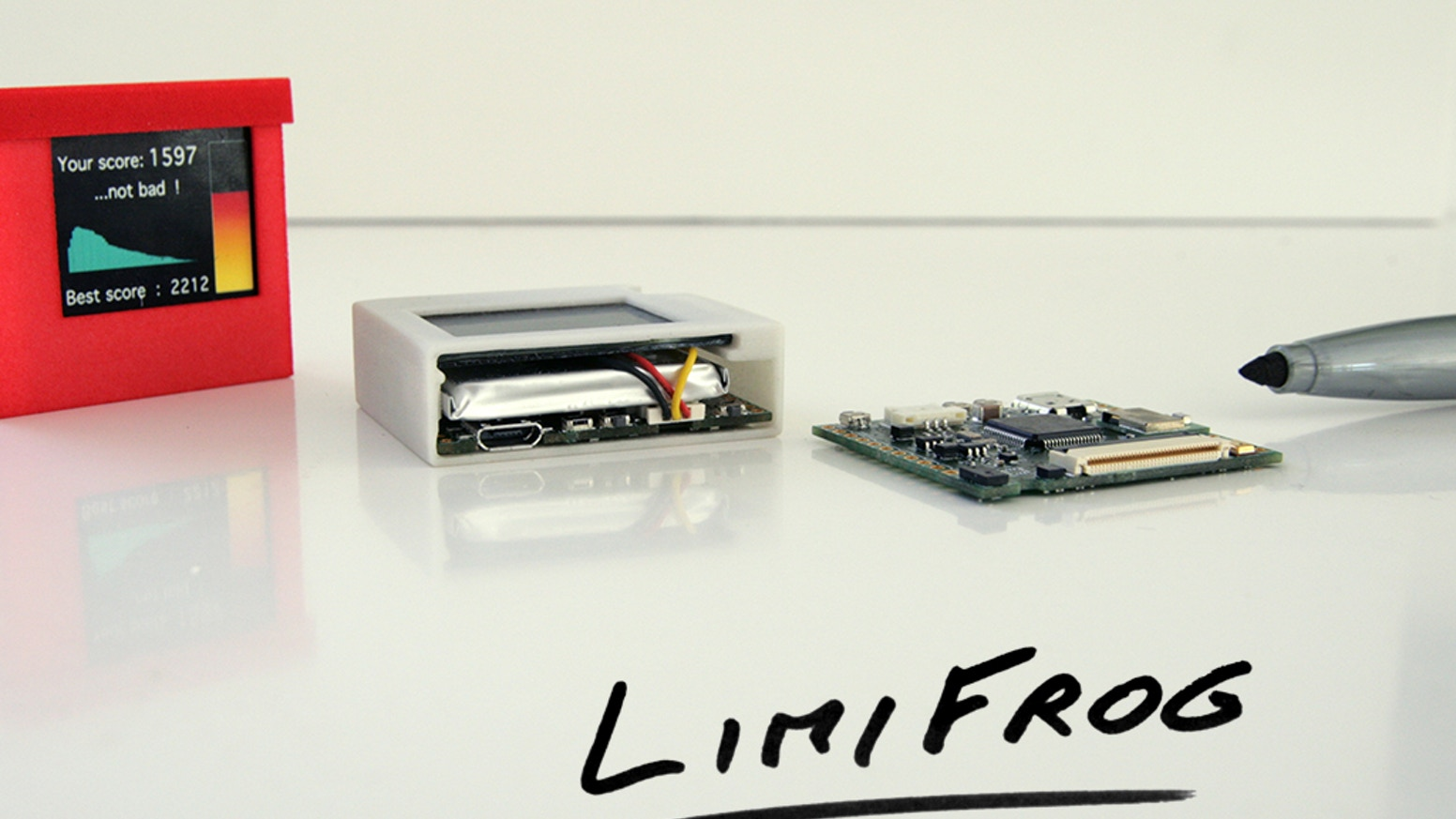 LimiFrog — Ultra-compact prototyping  For IoT and much more