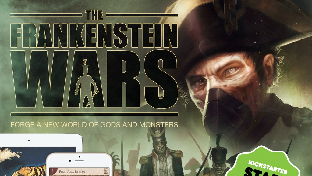 The Frankenstein Wars project video thumbnail