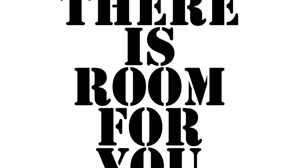 There Is Room For You: A Memoir project video thumbnail