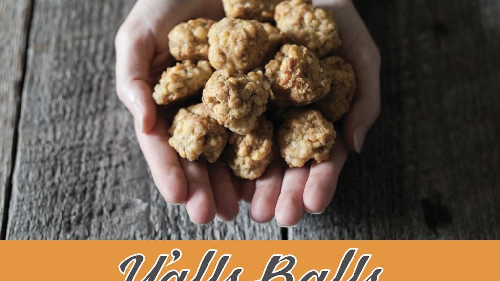 Yalls Balls You Make The Jokes We Make The Food By Yalls Balls