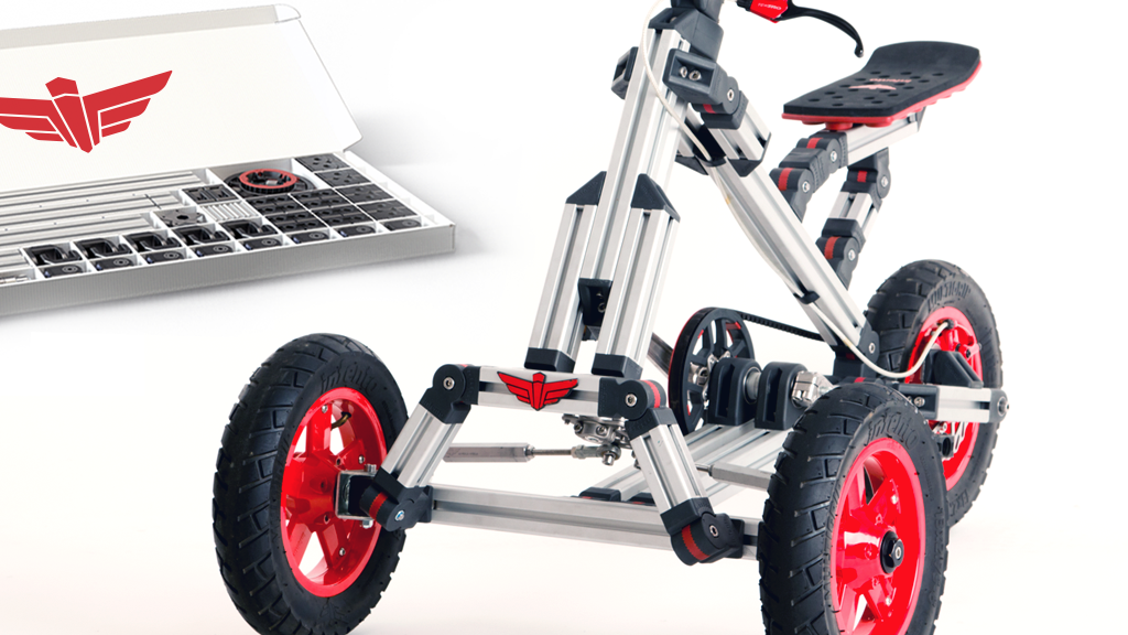 Infento: World's First Real Constructible Rides project video thumbnail