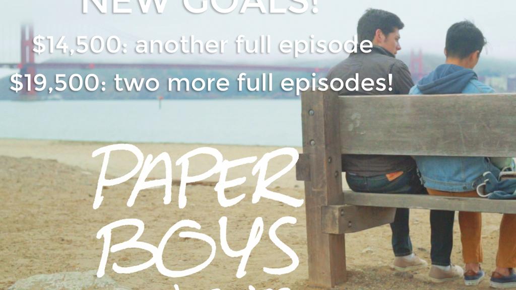 Paper Boys: A Web Series project video thumbnail