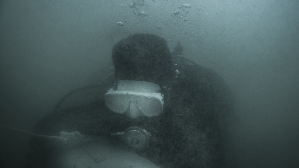 Cambodia's UXO Salvage Divers - Photography Exhibitions project video thumbnail