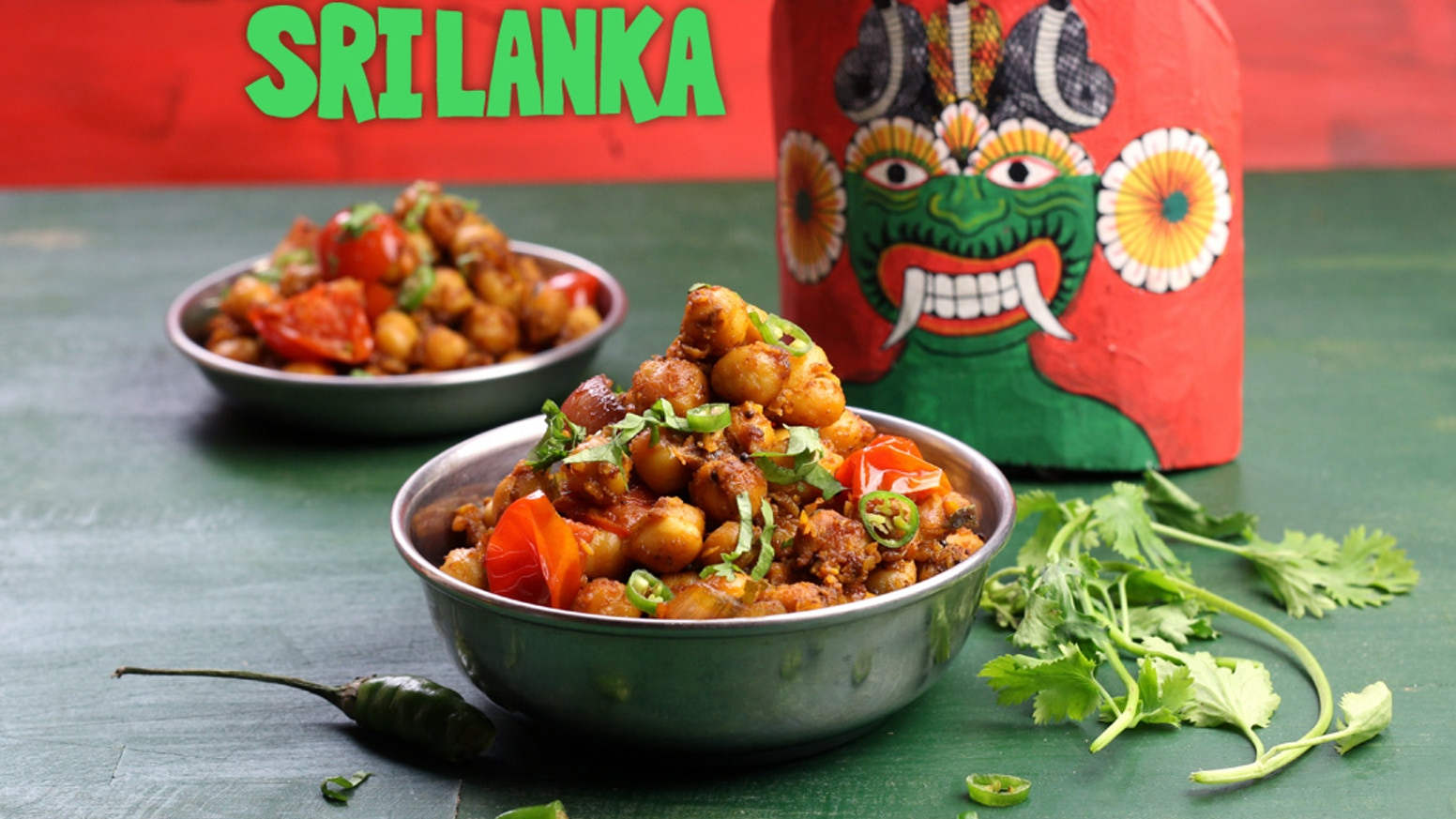 Taste paradise! 70+ vegan recipes inspired by 10 weeks of travel & culinary adventures in Sri Lanka!