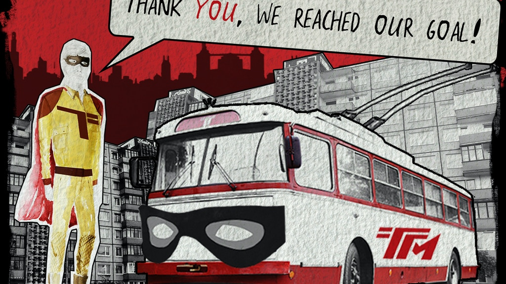 The Trolleybus-Man project video thumbnail