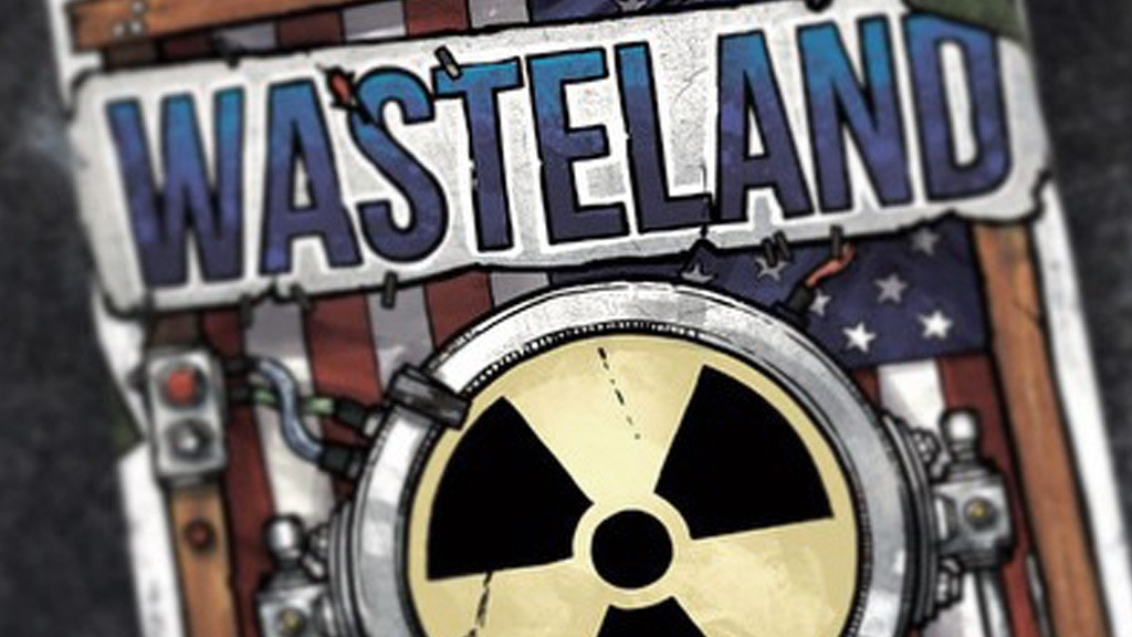 Wasteland Playing Cards - Illustrated by Jackson Robinson project video thumbnail