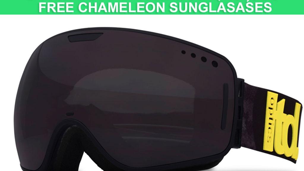 Ltd. Optics - Goggle X - Click. Ride. Enjoy. project video thumbnail