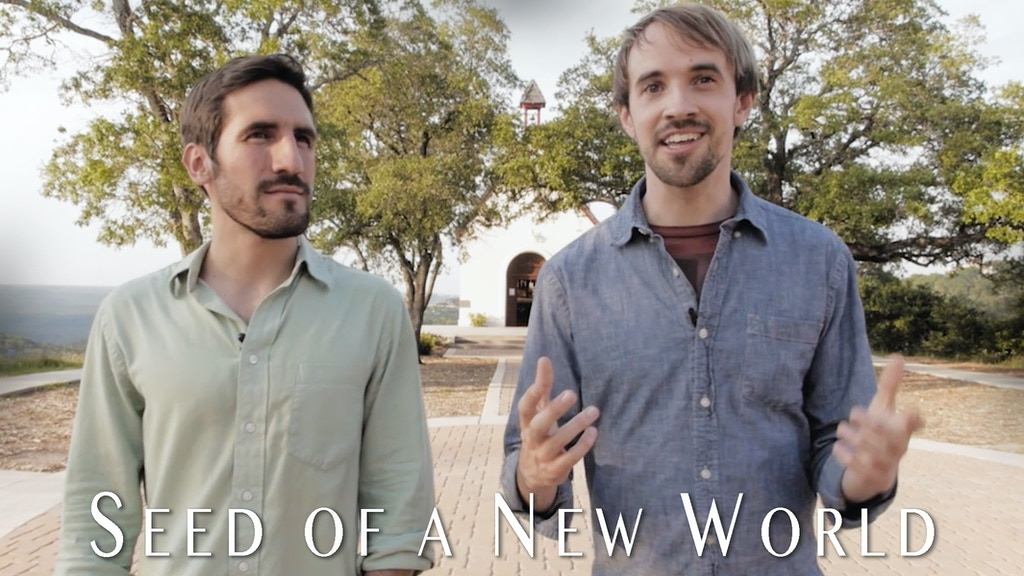 Seed of a New World - Film project video thumbnail