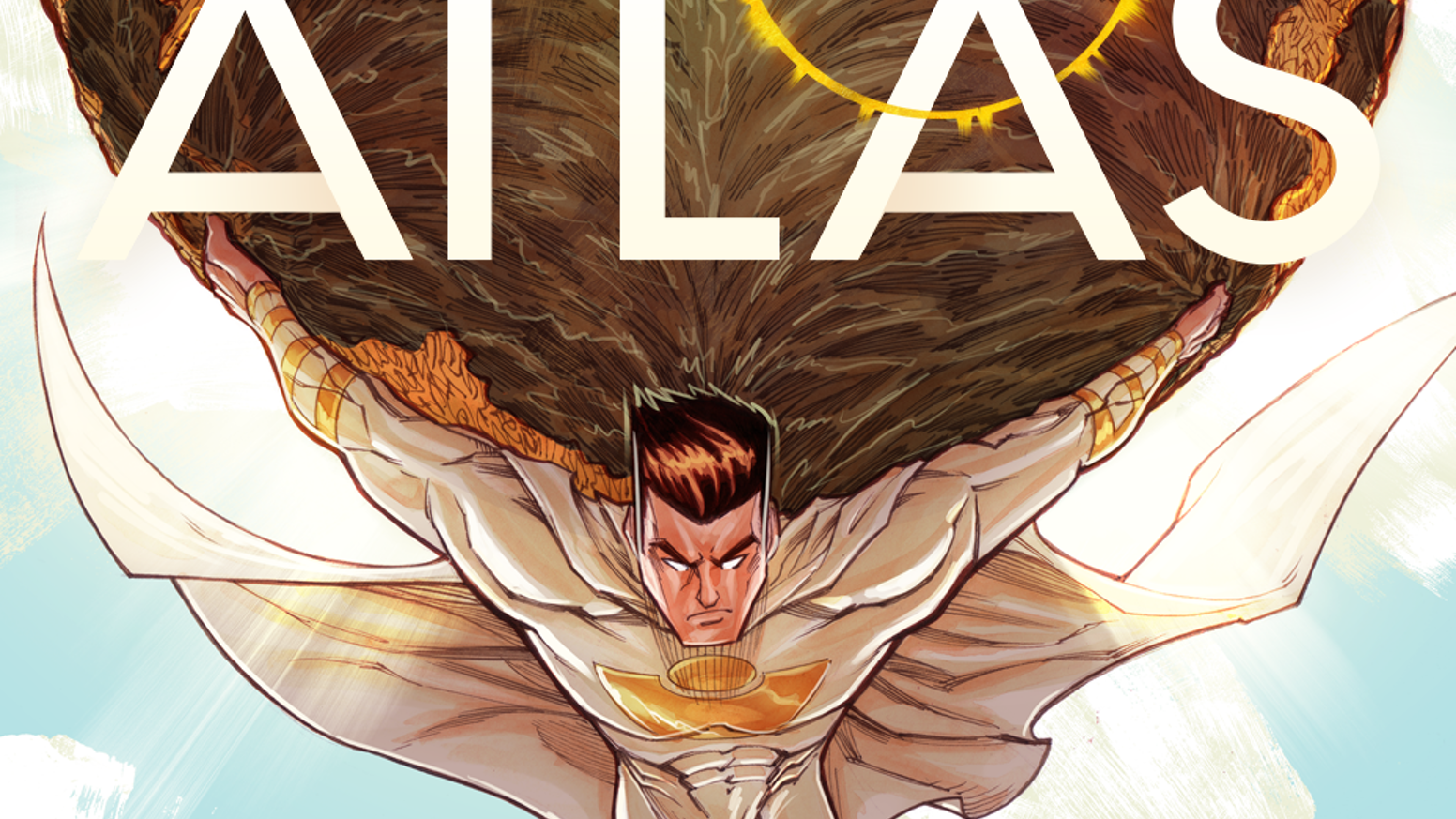 In a mysterious temple a man discovers the secrets of the universe that will transform him into a reality bending superhero - Atlas!