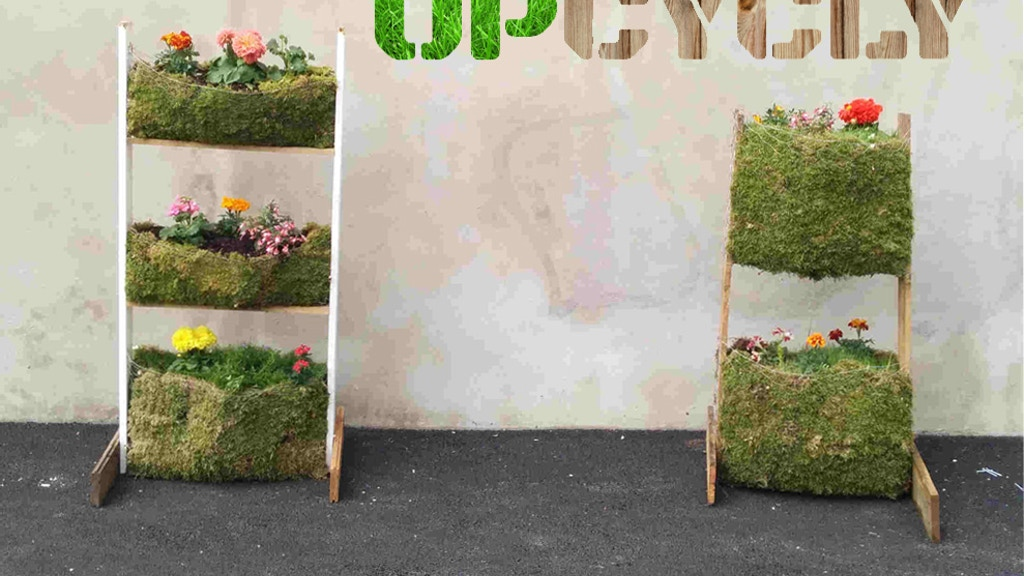 UpCycly: Fabrication responsable de mobilier project video thumbnail