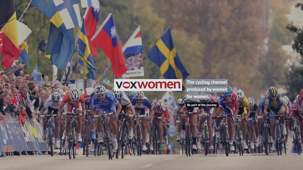 Voxwomen Cycling Show project video thumbnail