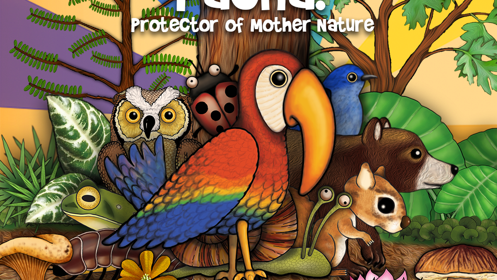 Pacha! Protector of Mother Nature project video thumbnail