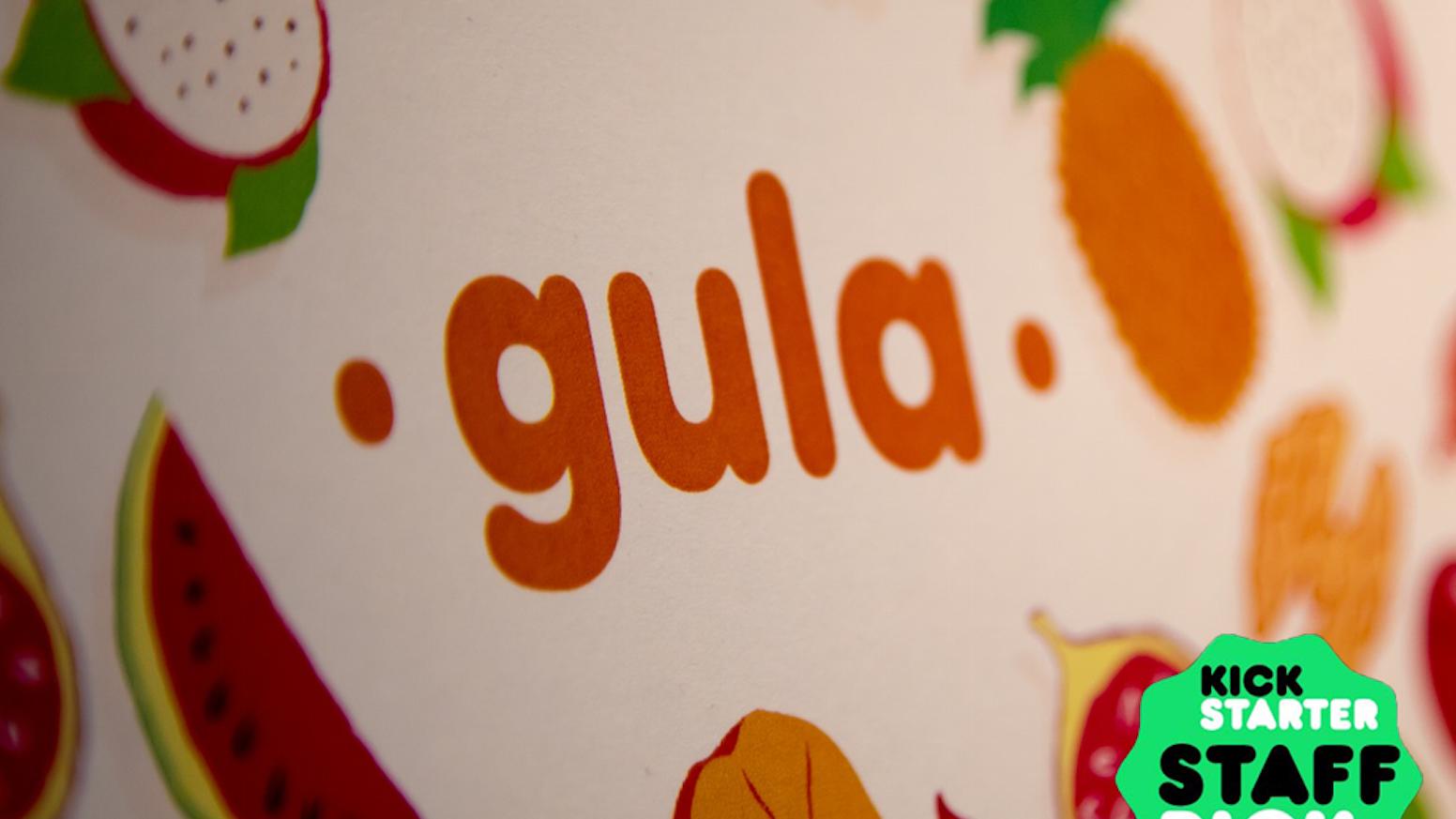 Le Goûter 2.0 - Gula va révolutionner votre pause gourmande avec chaque semaine, un coffret personnalisé, rempli de produits sains, gourmands et naturels, livré directement dans votre boîte aux lettres !