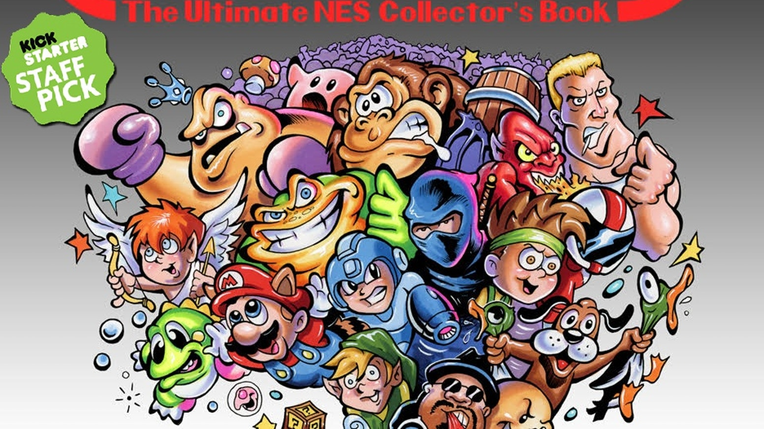 The Complete NES is a Comprehensive Nintendo Collector's Book & New Physical NES RPG Indie game with professional NES-themed artwork.