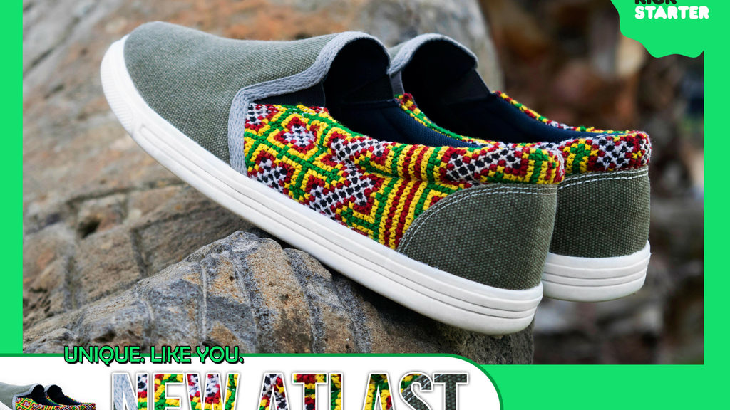 NEW ATLAST - Shoes inspired by Vietnamese Traditional fabric project video thumbnail