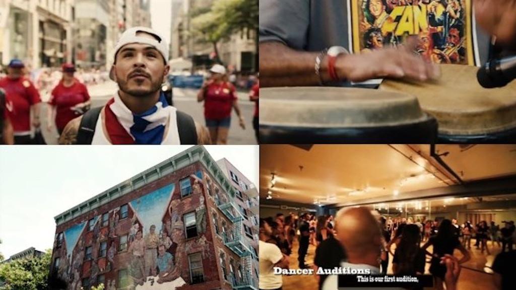 """SHINE""- New York Salsa Music/Dance Drama Feature Film project video thumbnail"
