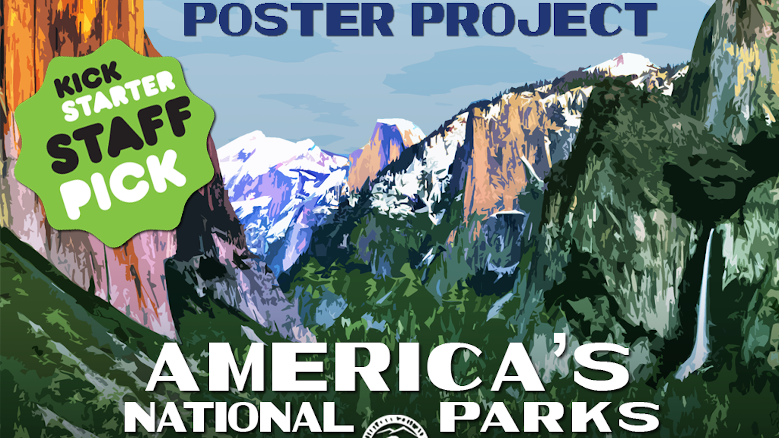 An exclusive Graphic Art Collection of America's National Parks...35 years in the making...