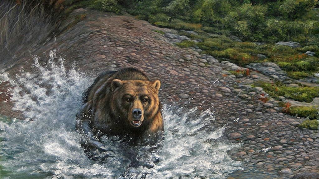 Arctic Alaska Art Adventure Part 3 project video thumbnail