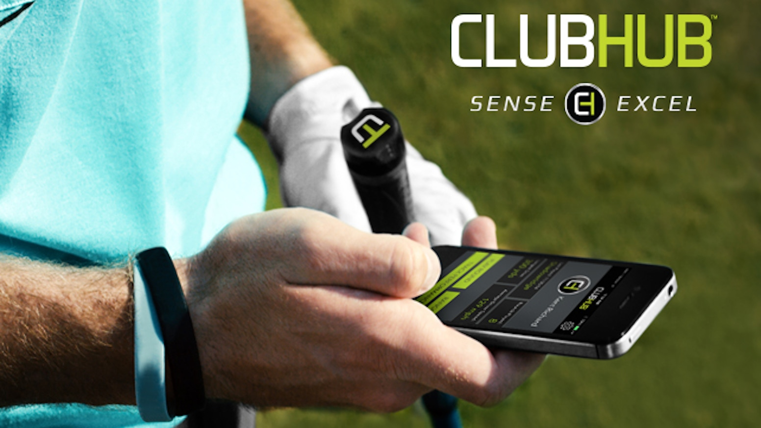 The first ever portable golf swing analysis and shot tracking system.
