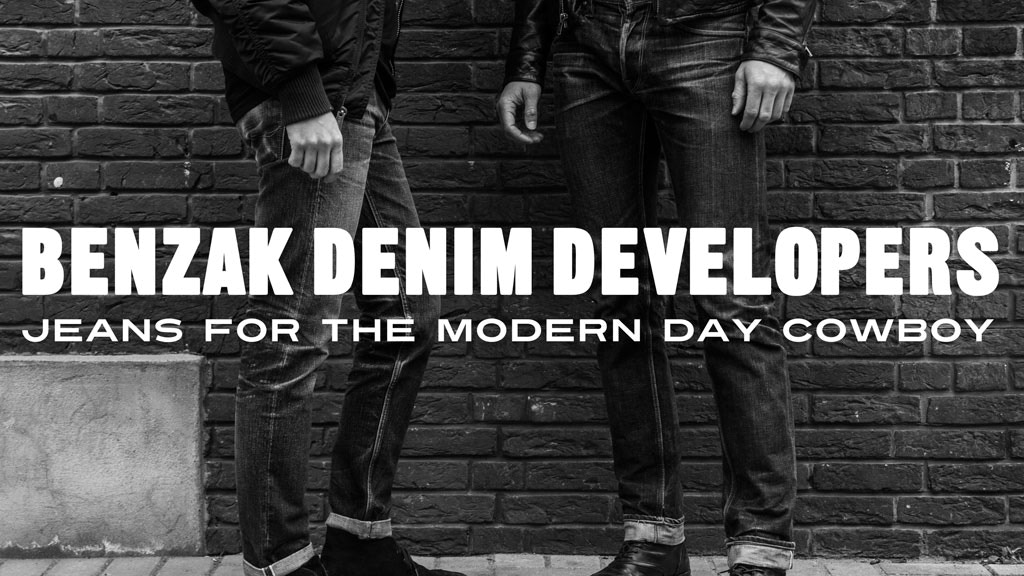 Benzak Denim Developers - the 3rd production run project video thumbnail