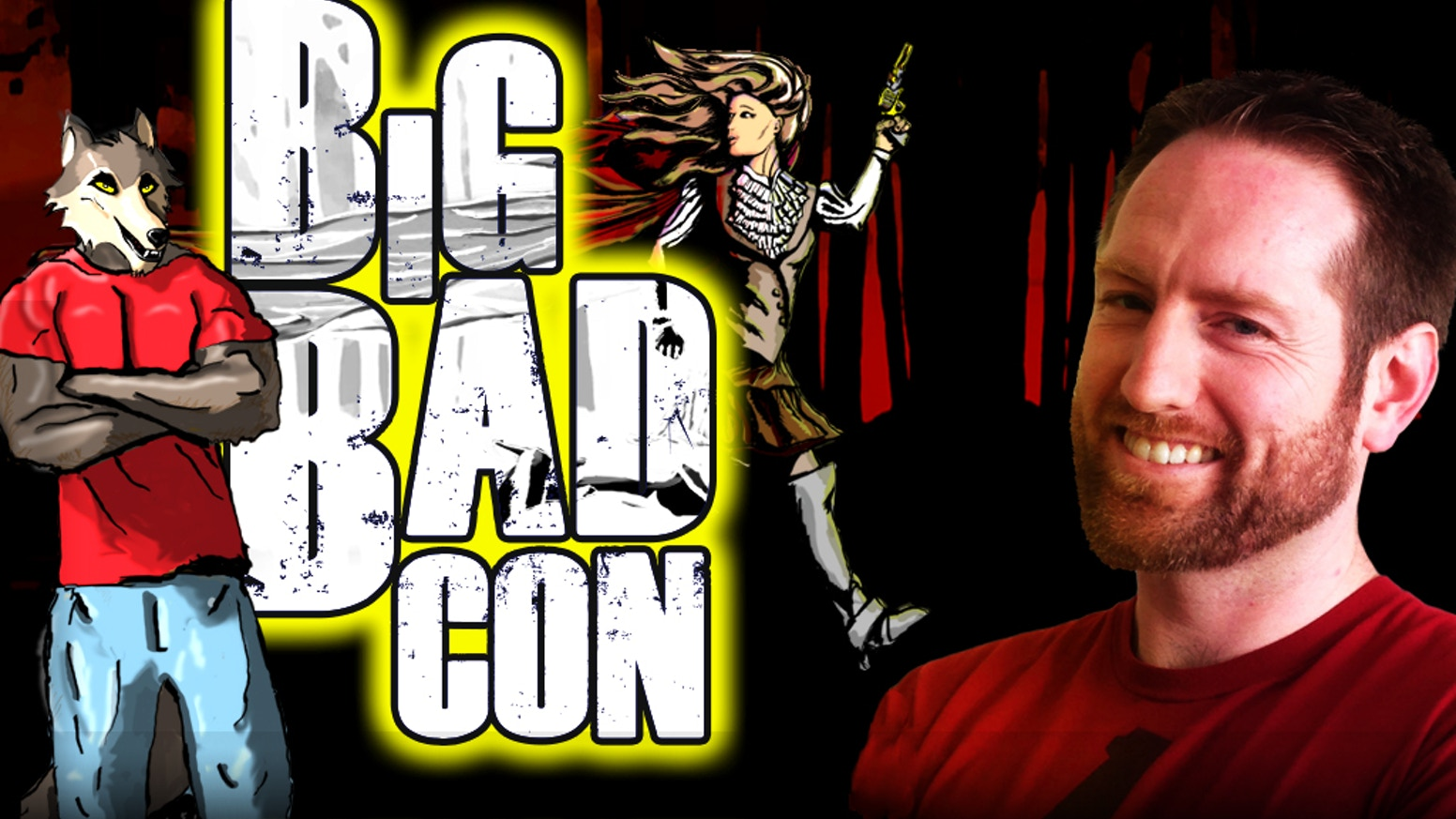 Big Bad Con is happening this October 16-18 in Oakland, CA.