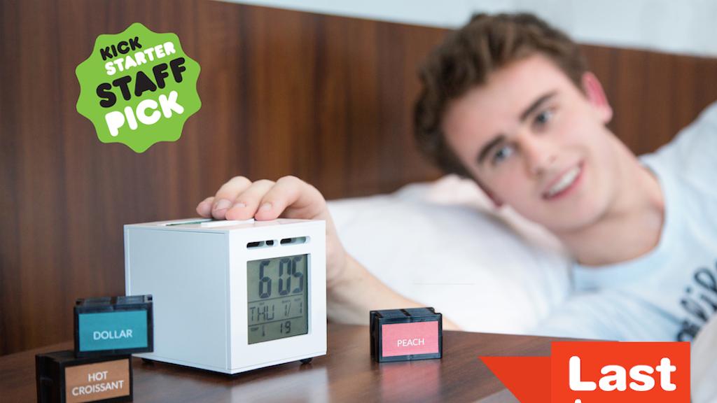 Miniature de la vidéo du projet SensorWake - Wake Up Happy with the Smell-Based Alarm Clock
