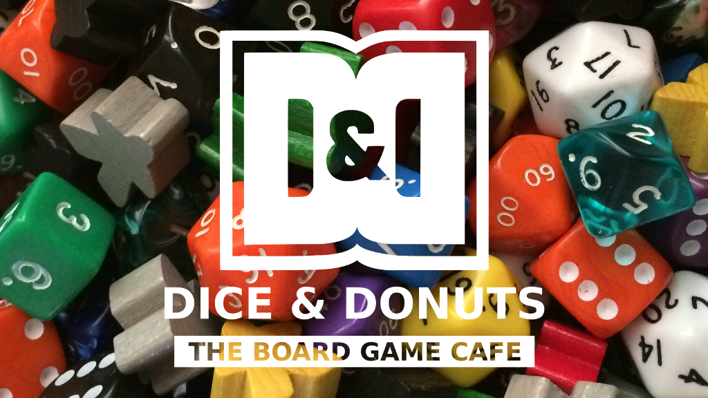 Dice & Donuts - The Board Game Cafe in Lancashire! project video thumbnail