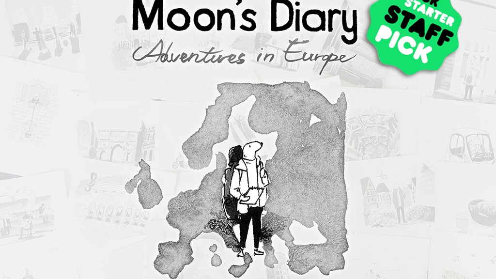 Moon's Diary - Adventures in Europe project video thumbnail
