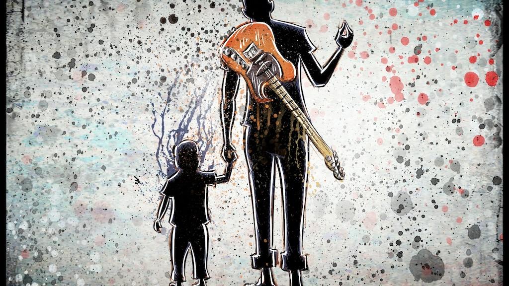 Fathers: Balancing Family & Art project video thumbnail