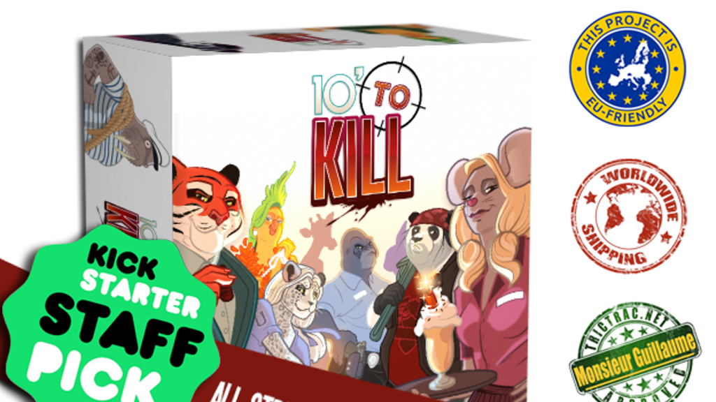 10 minutes to kill project video thumbnail