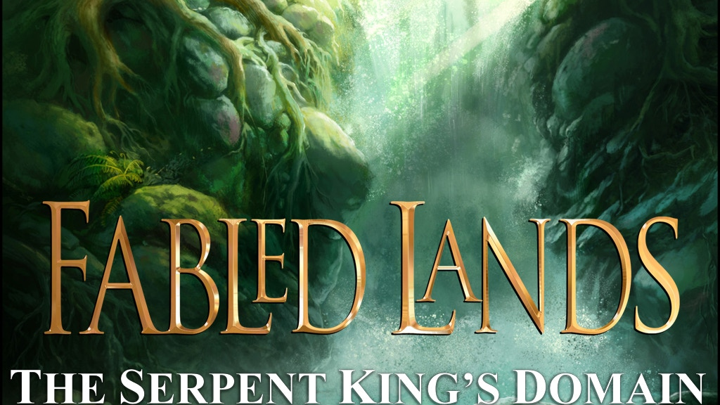 Fabled Lands: The Serpent King's Domain project video thumbnail